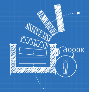 stackoverflow logo is made of people diagram